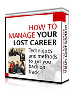 How to manage your lost career